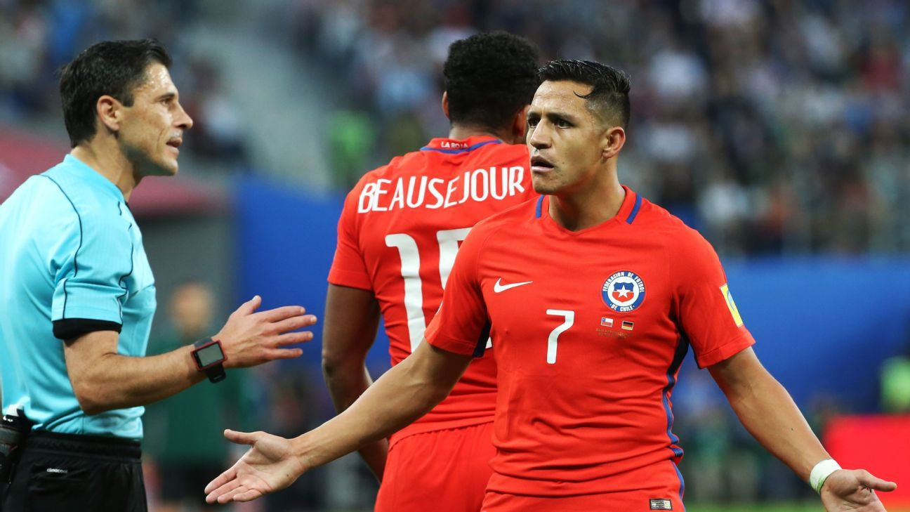 World Cup Absent XI: Buffon, Sanchez, Bale, Pulisic, Aubameyang to miss out