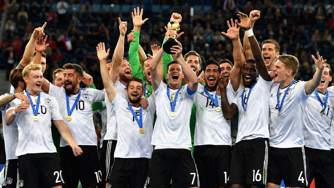 Germany celeb trophy Confed Cup 170702