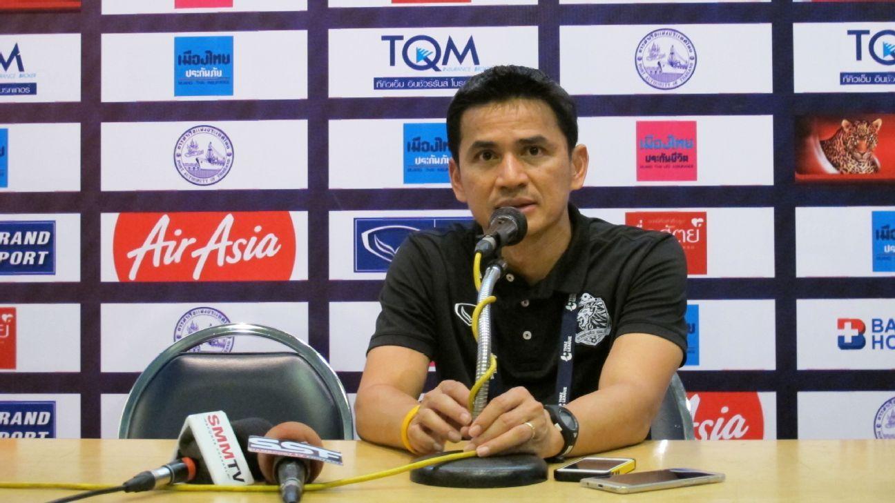 Port FC coach Kiatisuk Senamuang