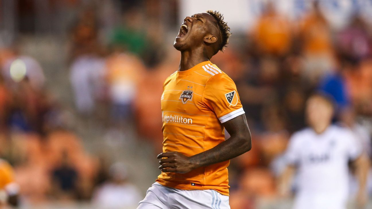 Houston Hondurans return from World Cup heartbreak to suffer MLS letdown