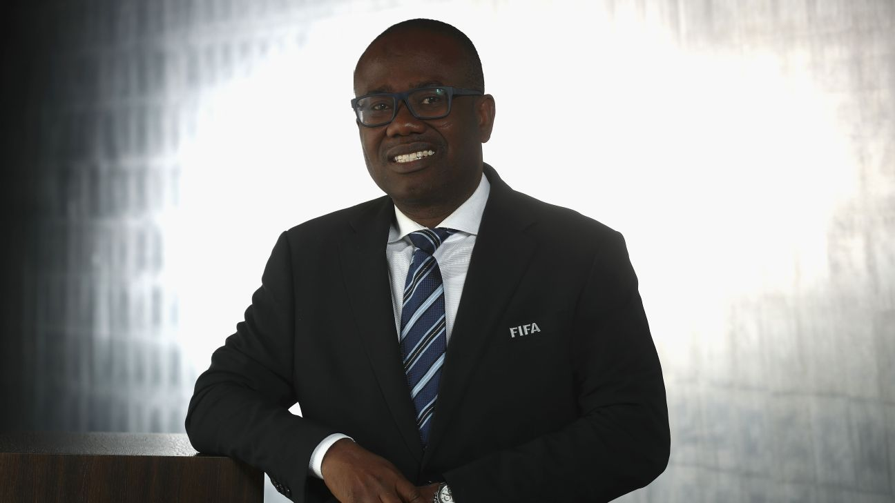 Kwesi Nyantakyi has been called an 'Emperor' by his critics.