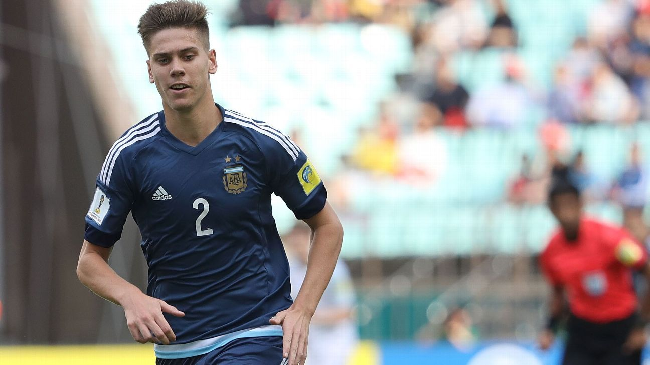 PSG, Juan Foyth 'need to work out a contract' - Estudiantes chief
