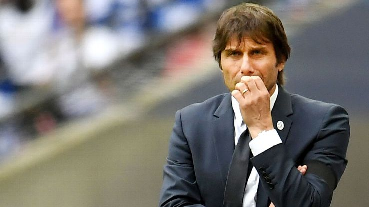 Chelsea supporters owe Antonio Conte patience as new squad takes shape