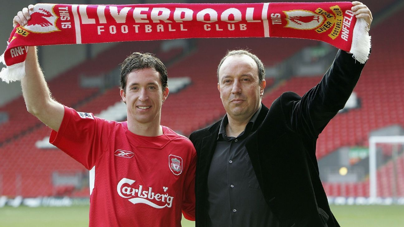 Robbie Fowler's return to Liverpool in 2006 was met with celebration from Reds supporters.