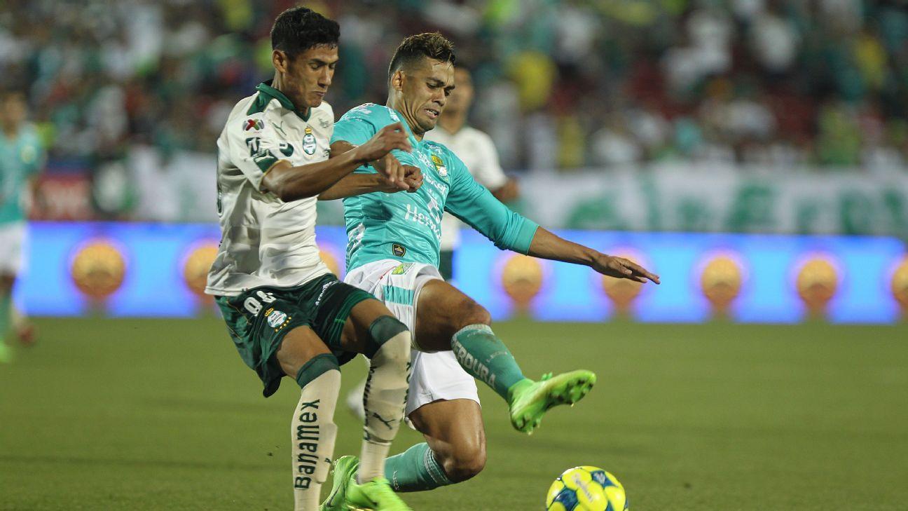 Uriel Antuna Santos Laguna