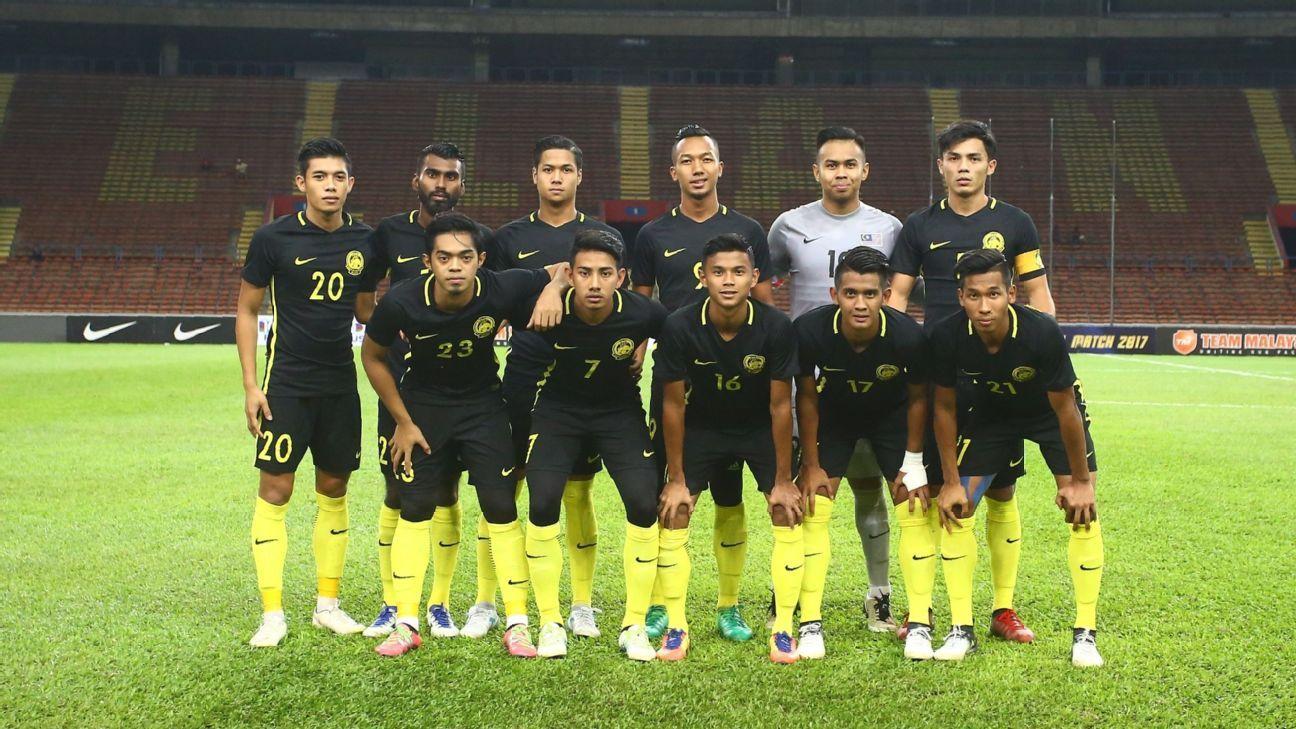 Malaysia U22 for SEA Games