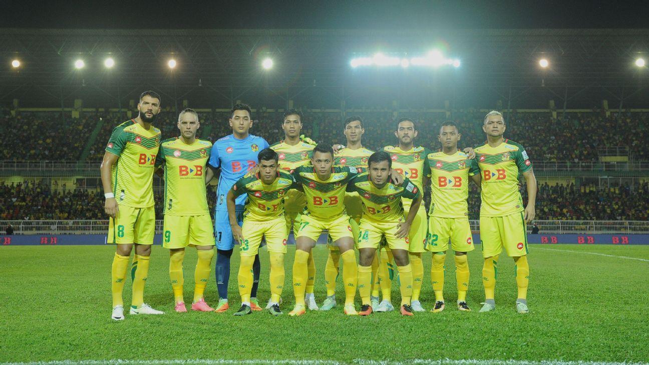 Kedah 2017 team v Selangor