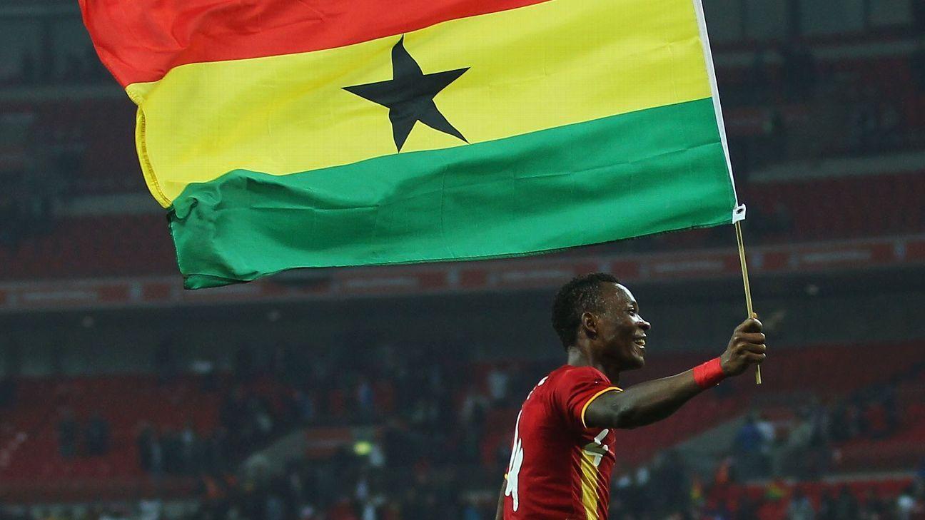 John Paintsil of Ghana