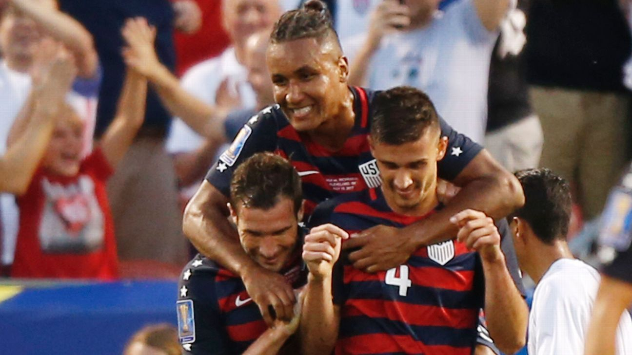 W2W4: U.S. and Mexico to advance from Gold Cup quarterfinals