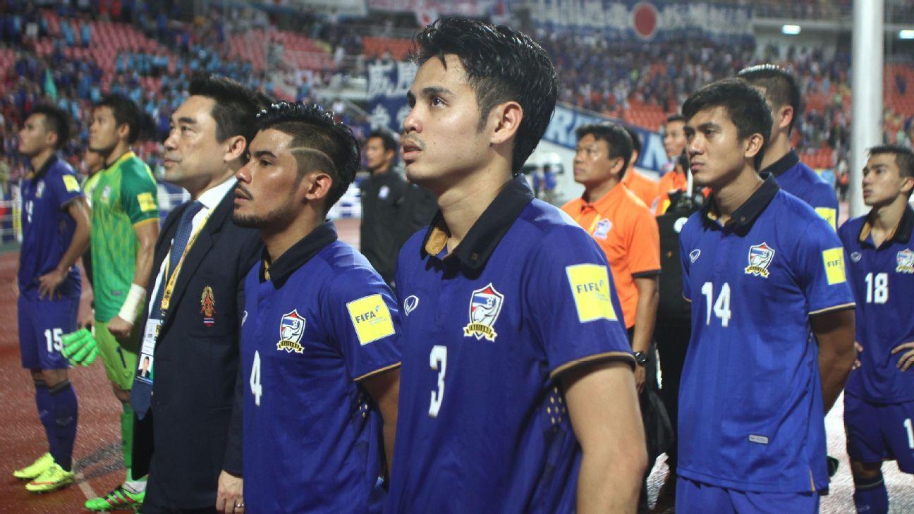 Thailand national team 2017