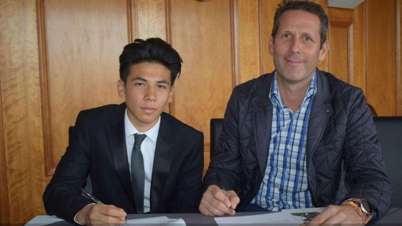 Singapore's Ben Davis joins Fulham