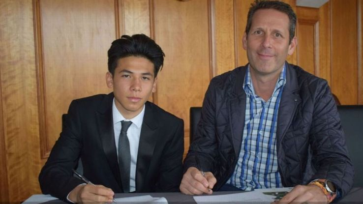 Singapore teenager Davis signed by Fulham, hopes for NS ...