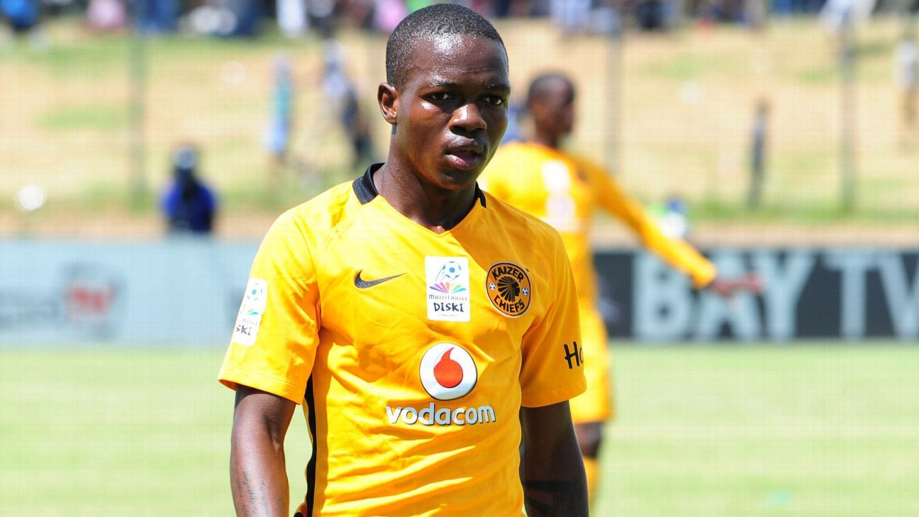 Emmanuel Letlotlo of Kaizer Chiefs made his name in the MultiChoice Diski Challenge