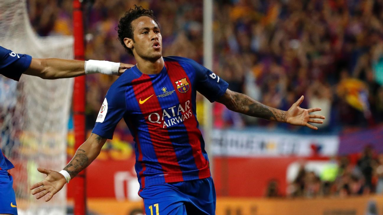 Barcelona terminate Neymar's contract after accepting €222m fee