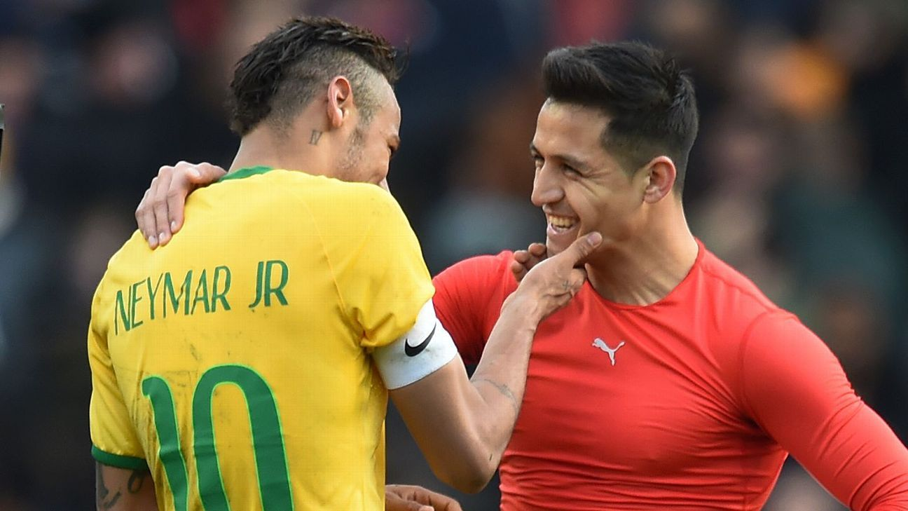 PSG ready for Neymar talks and back in for Alexis Sanchez ...