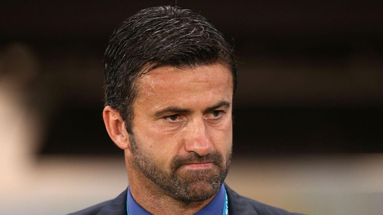 Albania appoint Christian Panucci to replace Gianni De Biasi