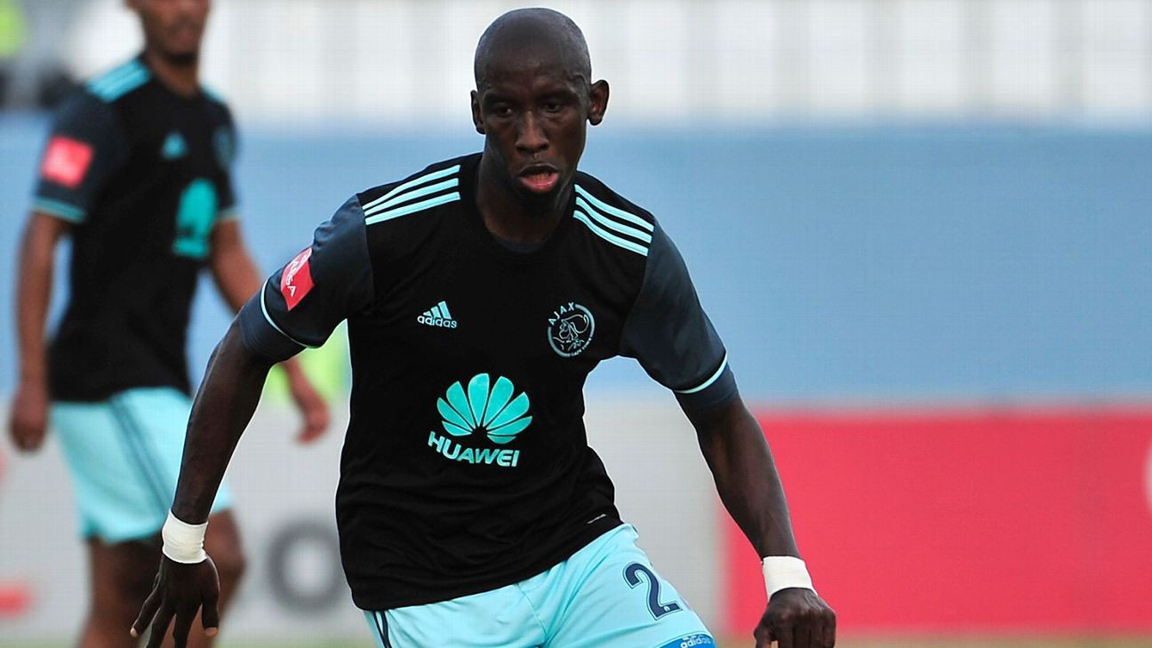 Former Orlando Pirates midfielder Mark Mayambela