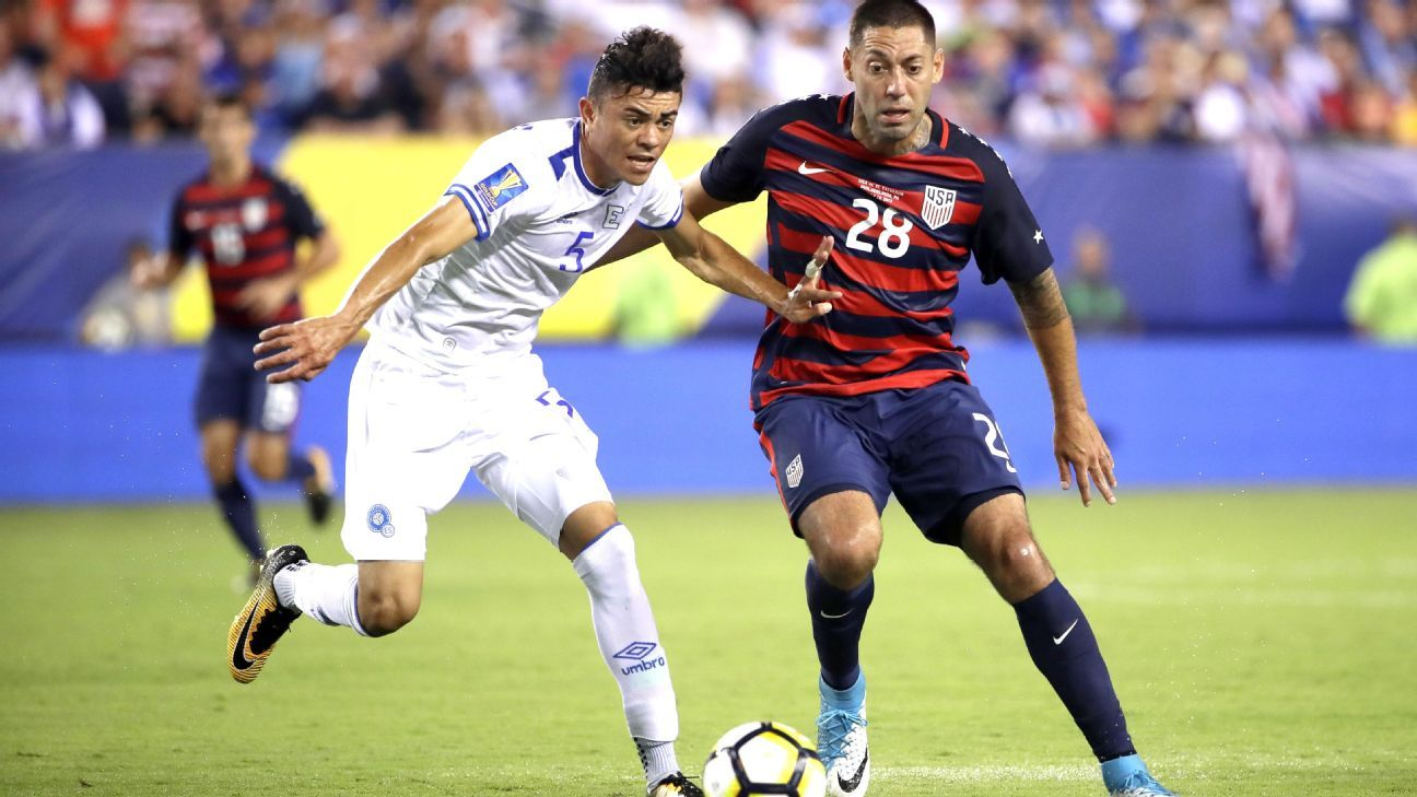 U.S. disjointed but keeps its cool in eliminating El Salvador from Gold Cup
