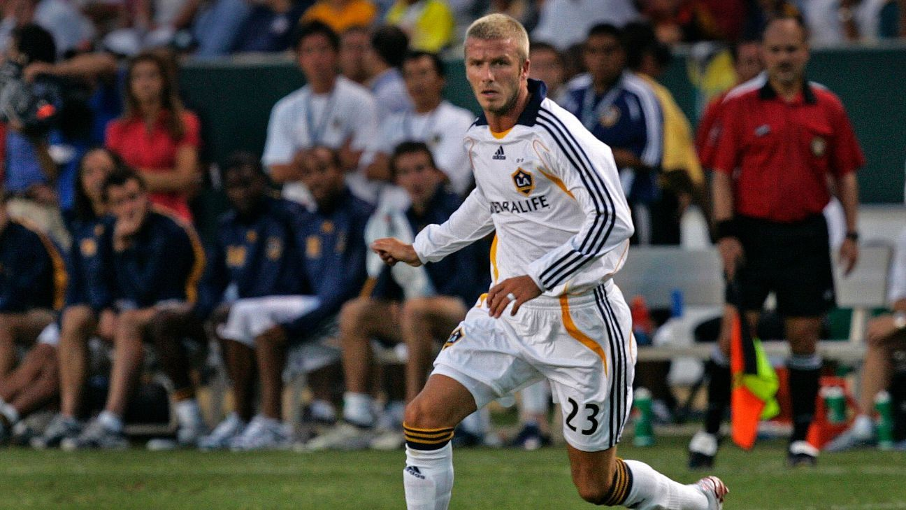 David Beckham's LA Galaxy debut: An oral history on the 10-year anniversary