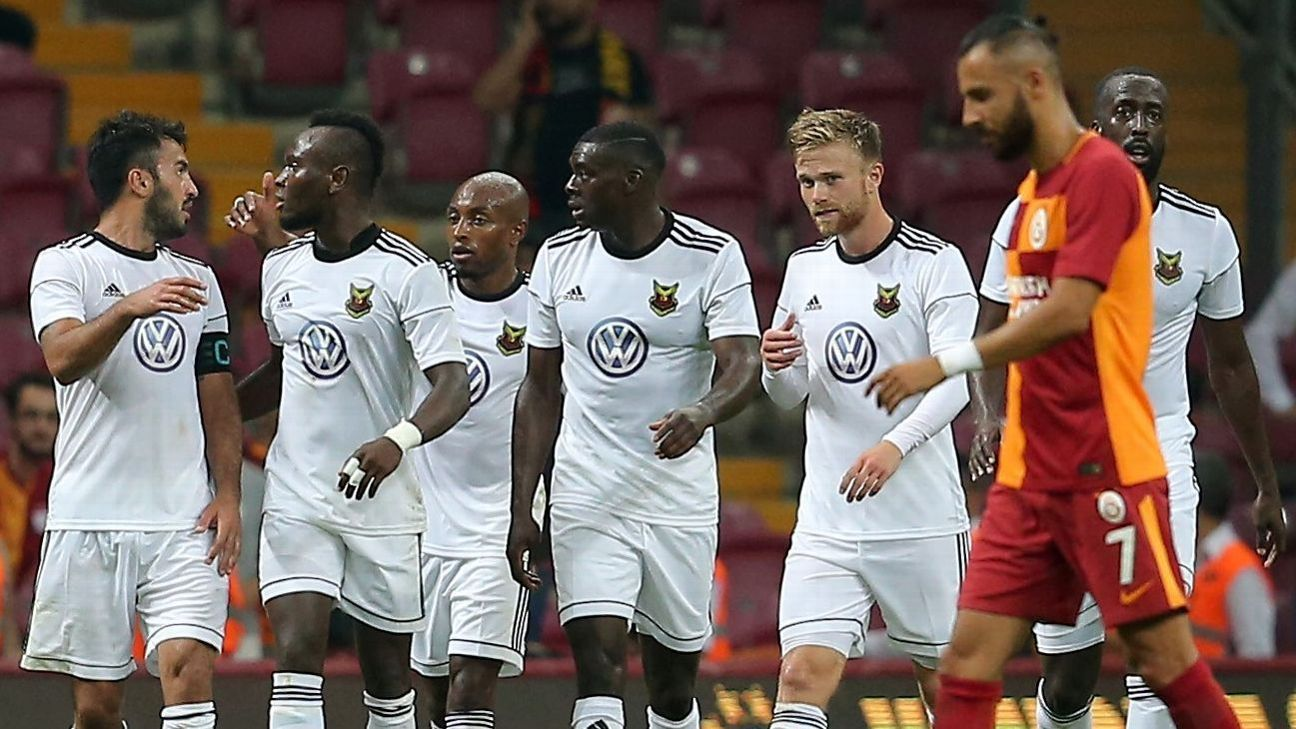 Galatasaray woe