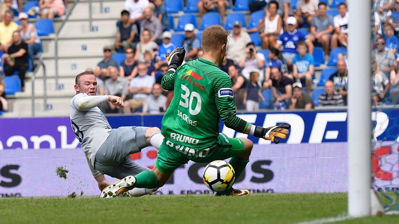 Wayne Rooney goal v Genk