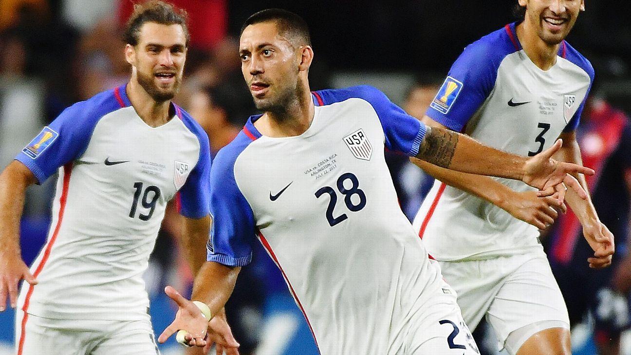 Clint Dempsey ties Landon Donovan USA scoring record statistics - ESPN FC