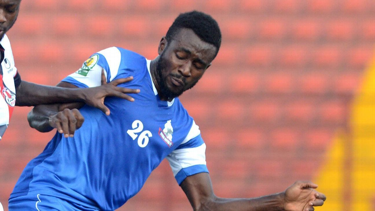 Emeka Ogbugh of Rivers United