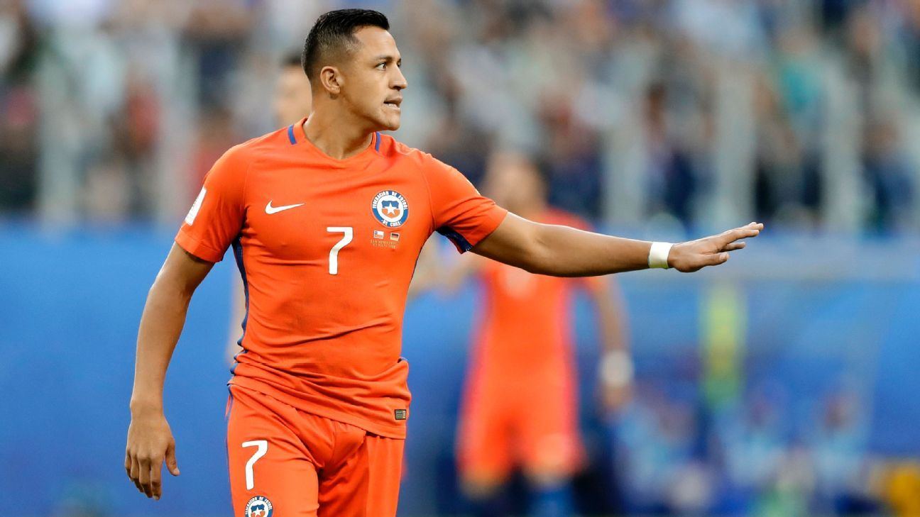 Alexis Sanchez's climb to the heights of world football is truly the stuff of dreams.