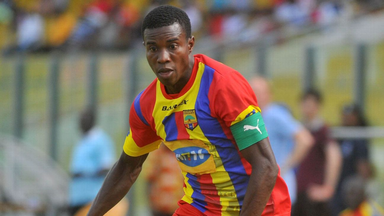 Thomas Abbey of Hearts of Oak