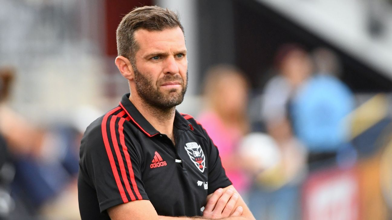 D.C. United extend Ben Olsen's head coach contract to 2021 - report
