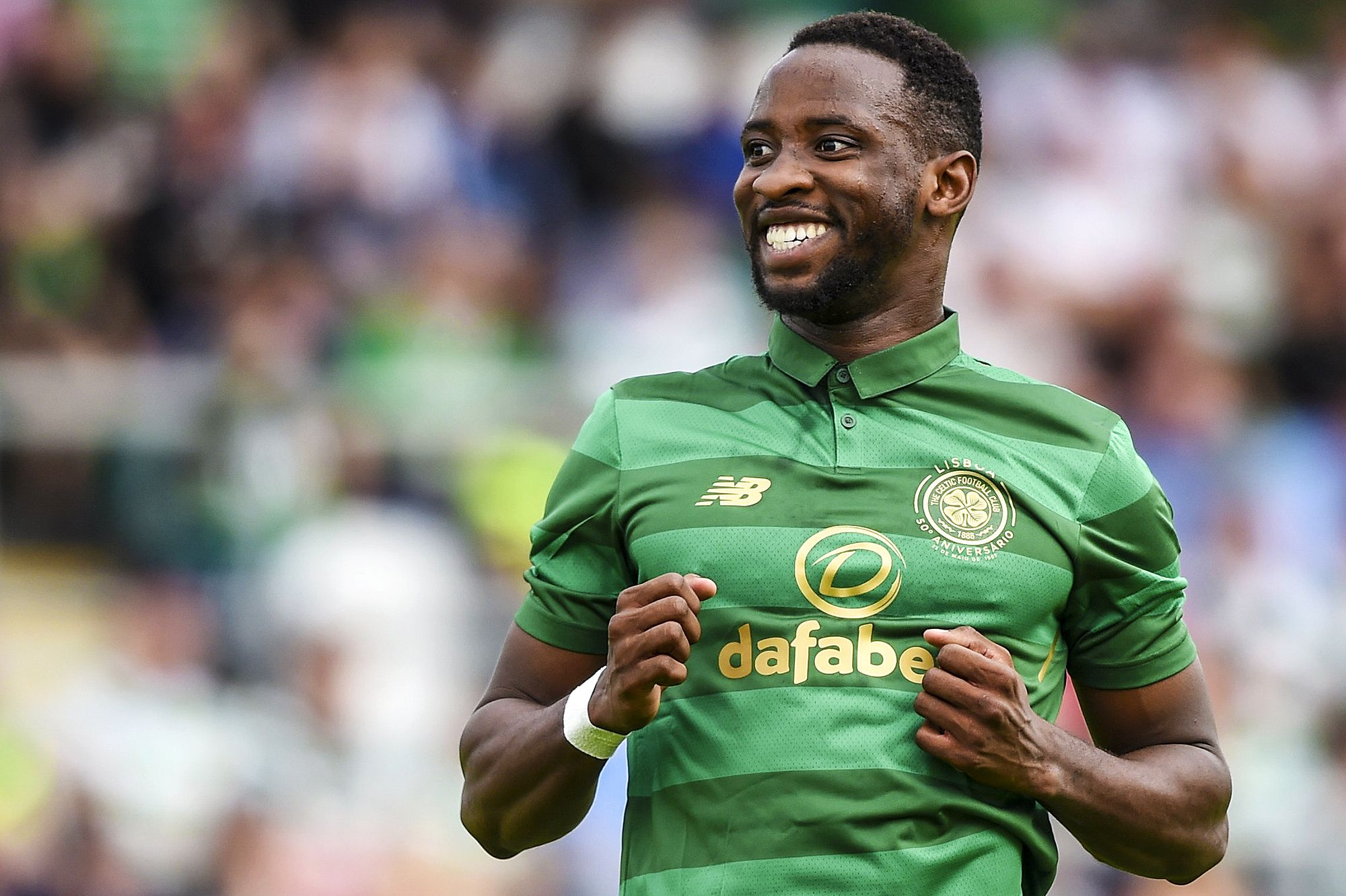 Moussa Dembele 21 Celtic Europe top 21 players 21 years old