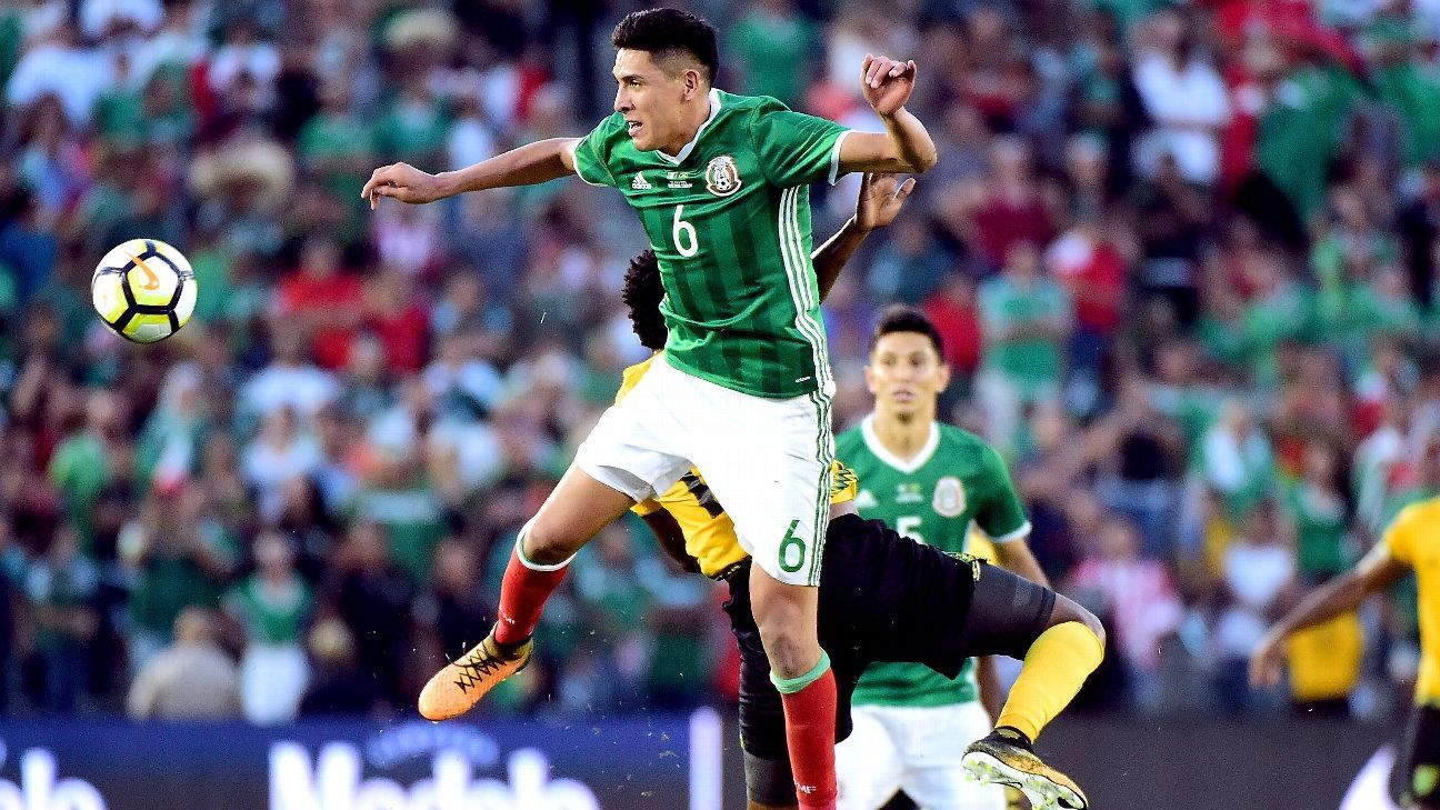 Edson Alvarez may have earned himself a spot on the World Cup roster with his play for El Tri.