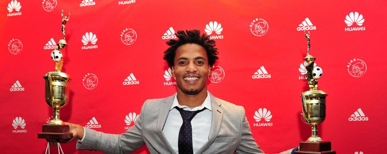 Rivaldo Coetzee of Ajax Cape Town.