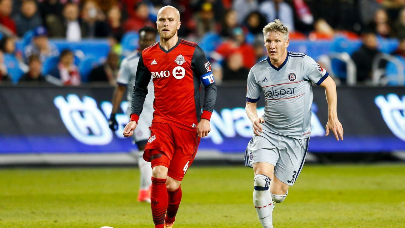 Toronto FC shows slumping Chicago Fire the road to redemption in MLS