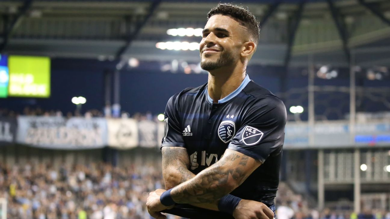 Dom Dwyer pens three-year deal with Orlando City SC