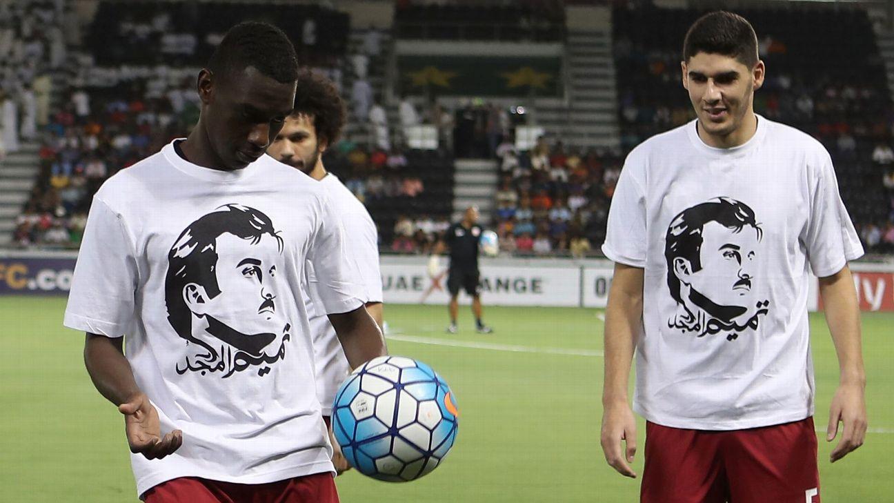 Qatar t-shirts