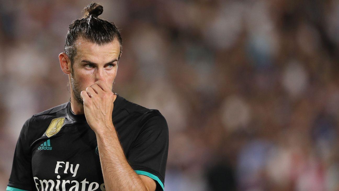 Bale action vs Man City 170727