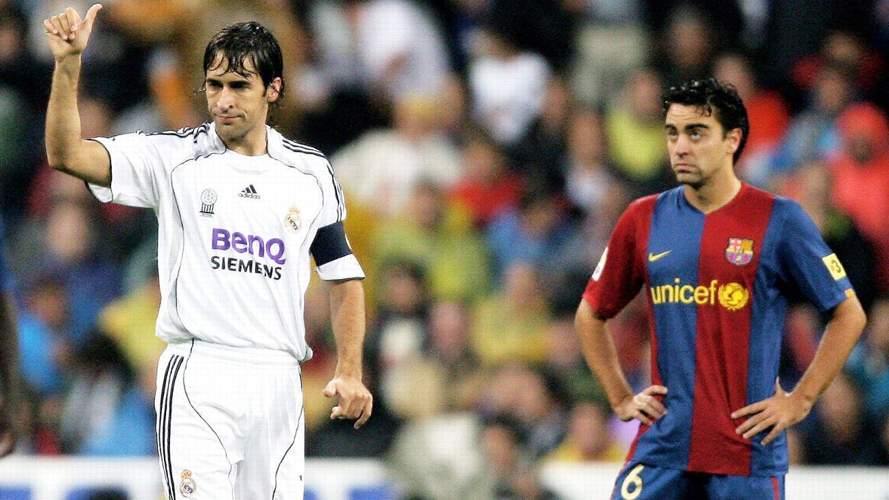 More to <i>El Clasico</i> than Messi, Ronaldo: 11 of the rivalry's greatest players