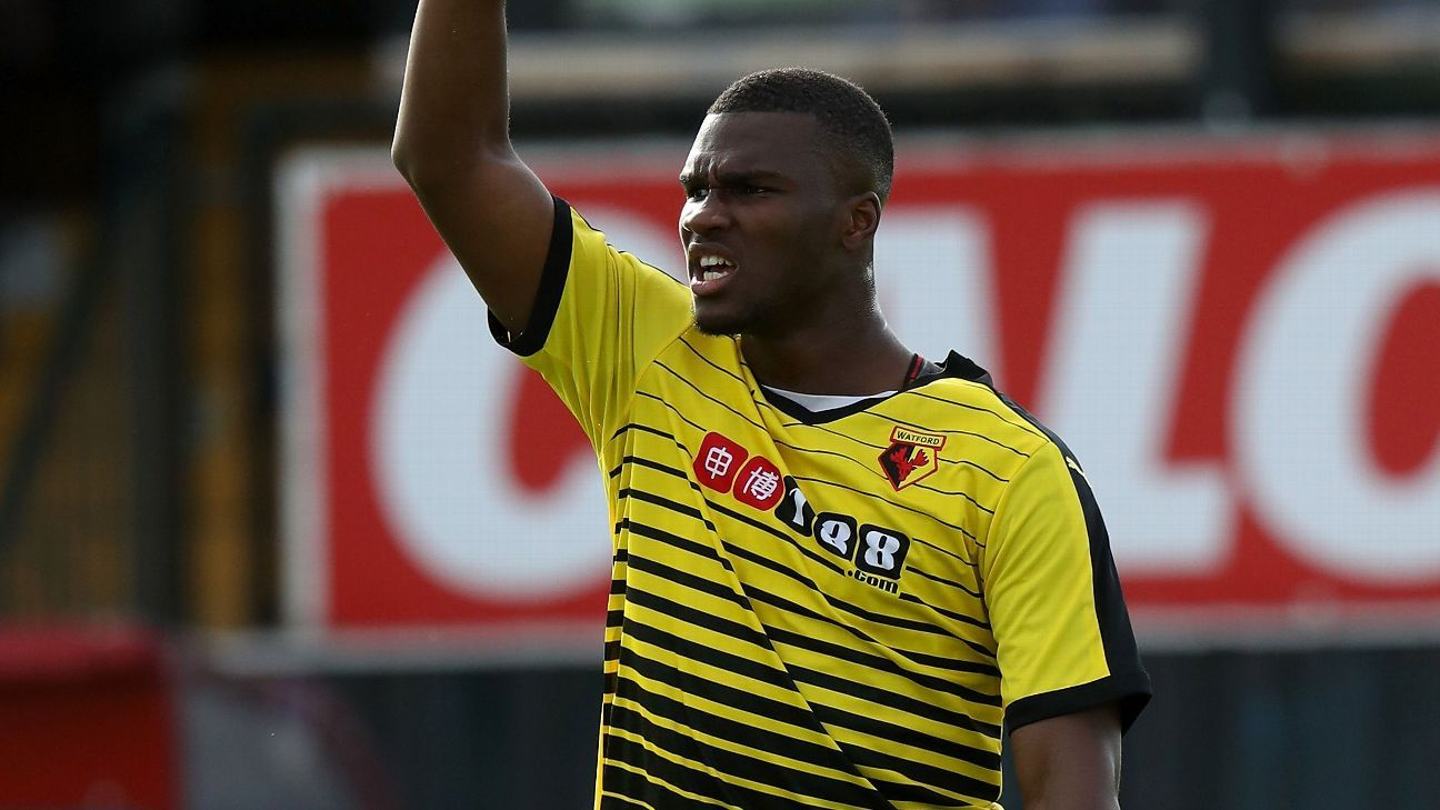 Obbi Oulare of Watford