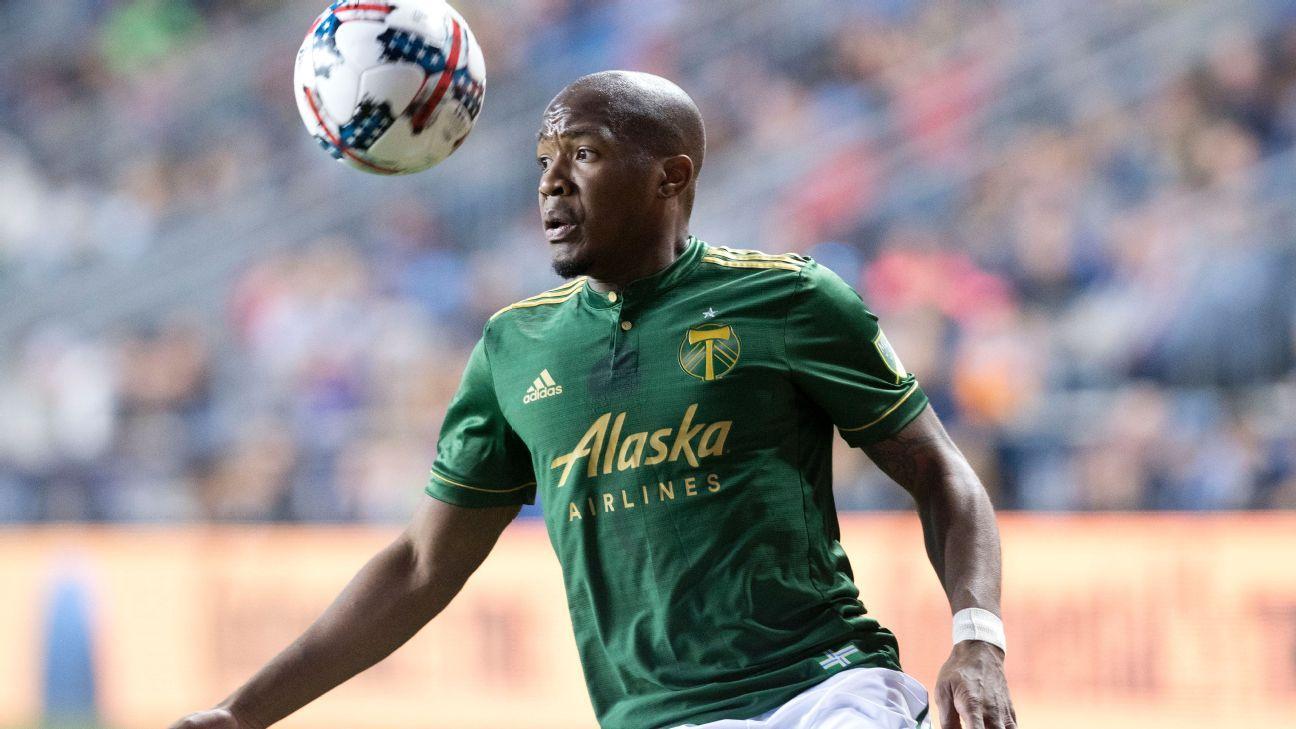 Atlanta United near trade for Timbers' Darlington Nagbe - sources