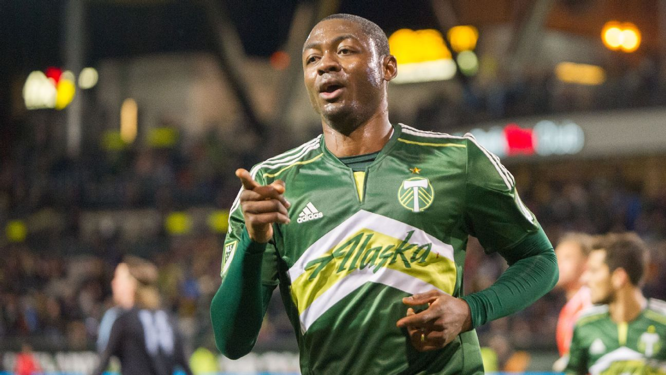 FC Cincinnati signs Fanendo Adi, Fatai Alashe ahead of MLS move