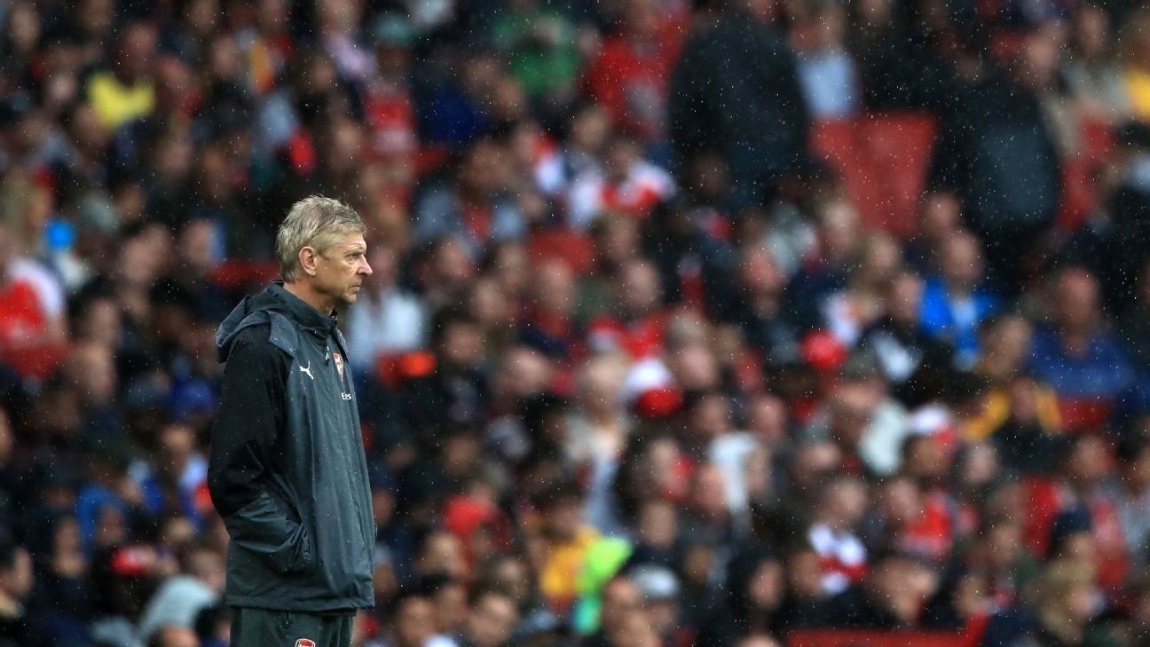 Arsenal must balance transfer talk with Premier League business ...