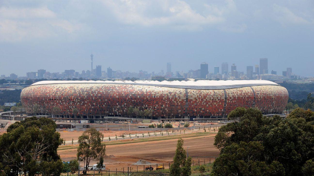 Soccer City - FNB Stadium, Johannesburg