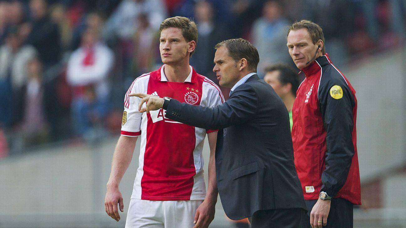 Jan Vertonghen & Frank de Boer