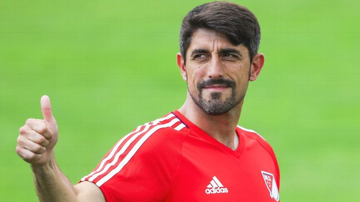 After a rocky debut campaign in 2016, Veljko Paunovic has the Chicago Fire positioned as serious contenders for the MLS crown.