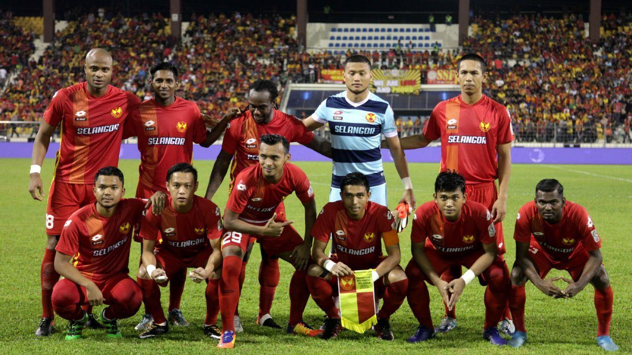 Selangor in 2017 MSL v Kelantan