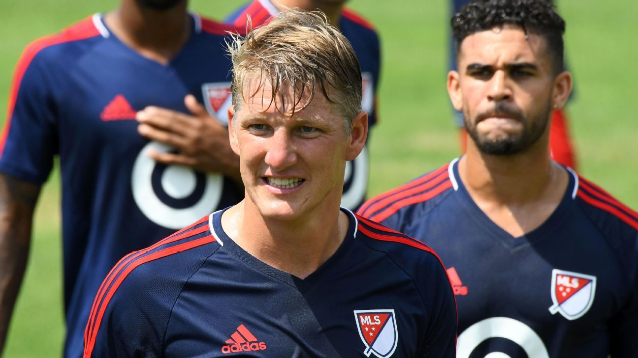 Bastian Schweinsteiger to have Bayern testimonial vs. Chicago Fire
