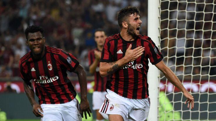 AC Milan celeb Europa 170803