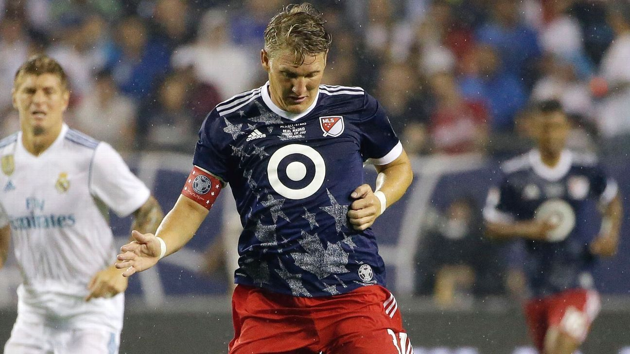 Bastian Schweinsteiger in talks with Chicago Fire over new contract