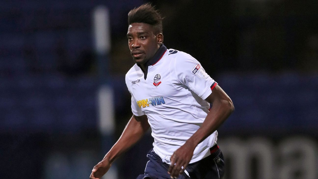 Sammy Ameobi of Bolton